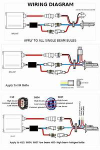 Anzo Headlight Wiring Diagram