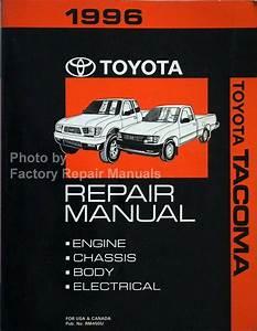 28 1996 Toyota Tacoma Parts Diagram