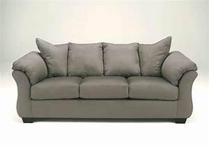 Darcy cobblestone full sleeper sofa lexington overstock for Sectional sleeper sofa overstock