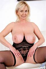Older women with big natural tits