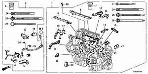 2014 Honda Cr V Fuse Diagram : 32111 r5a a00 genuine honda sub cord starter ~ A.2002-acura-tl-radio.info Haus und Dekorationen