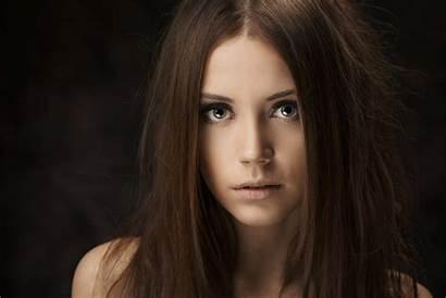 Kokoreva Maxim Maximov Xenia Ksenia Brunette Face