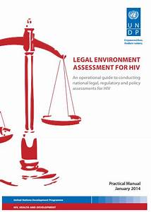 Elibrary Legal Environment Assessments  U2013 Global Commission