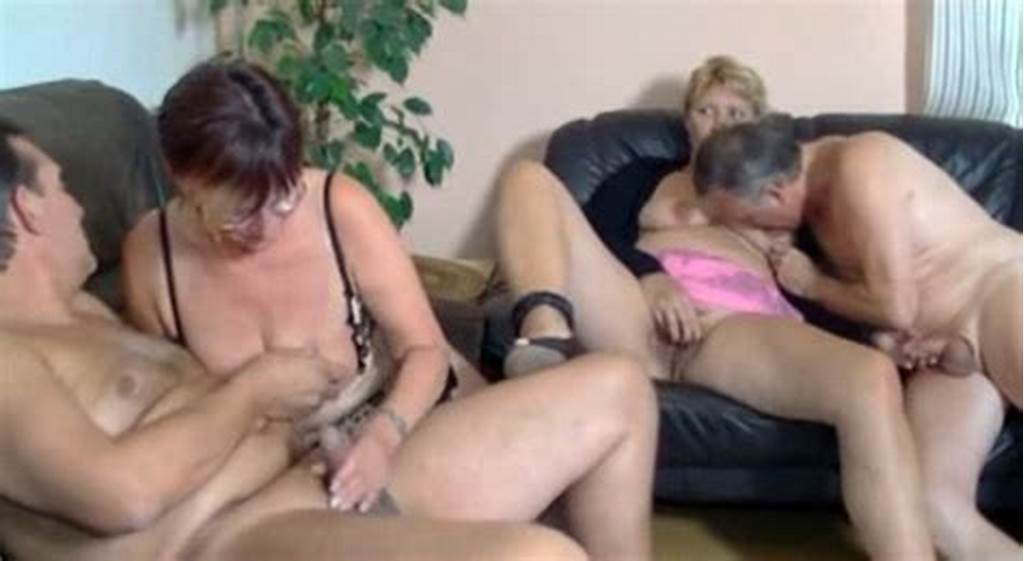 #German #Mature #Swingers #Get #Oral #At #A #Hot #Party