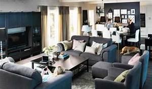 Interior design ideas 15 decorating a small living room for Interior design living dining room combination