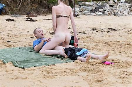 Beach Nude Public Teen