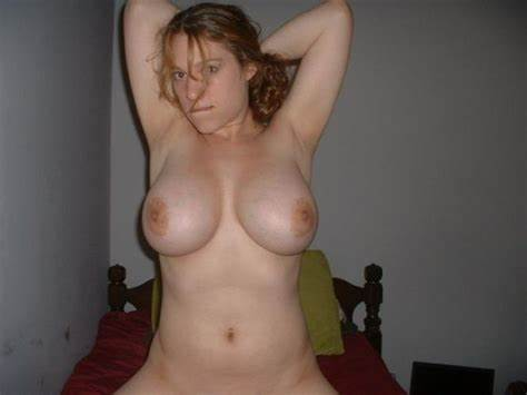 Large Titted Curly Three Masturbation