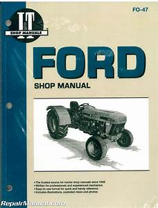 Ford New Holland 3230  3430  3930  4630 And 4830 Tractor