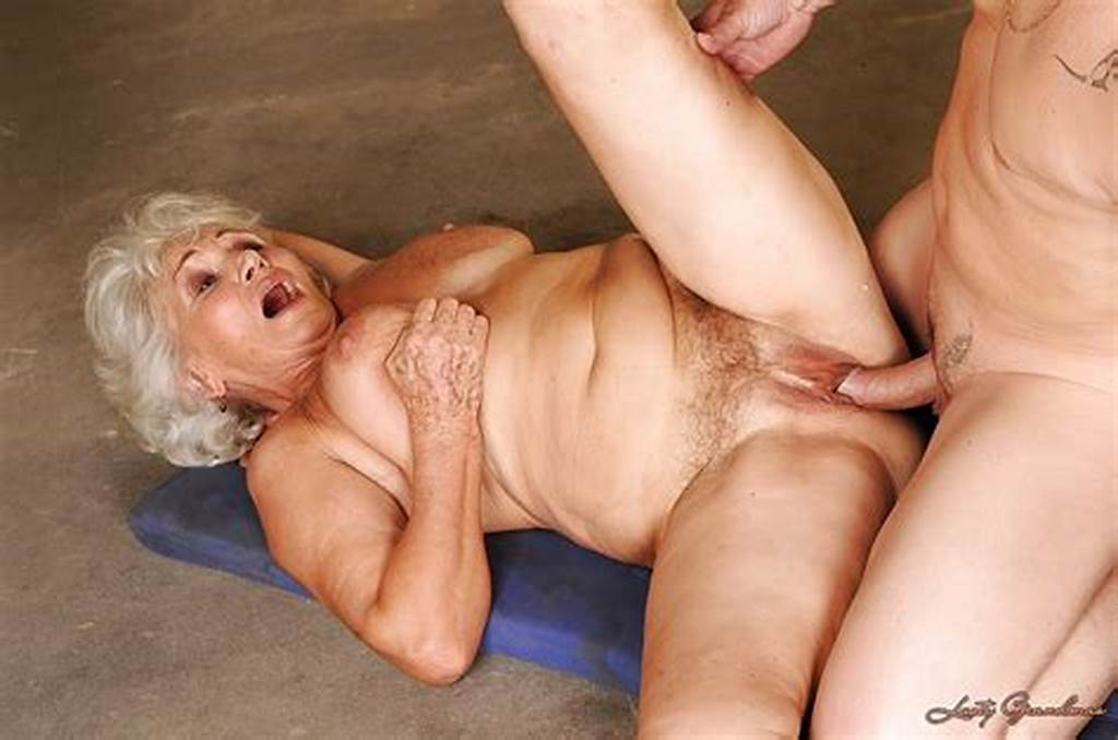#Lusty #Granny #With #Flabby #Boobs #Gets #A #Large #Cumshot #After
