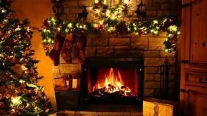 Christmas Fireplace Screensavers – Happy Holidays!