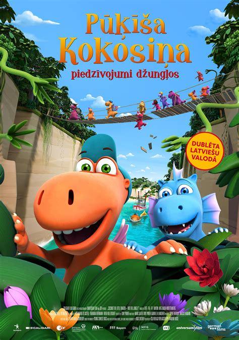BestFilm.eu | Pūķīša Kokosiņa piedzīvojumi džungļos