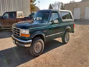 Find used Ford Bronco XLT in Banner, Wyoming, United States, for US $2,000.00