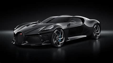 The black vehicle first showed. Bugatti La Voiture Noire wallpaper - backiee