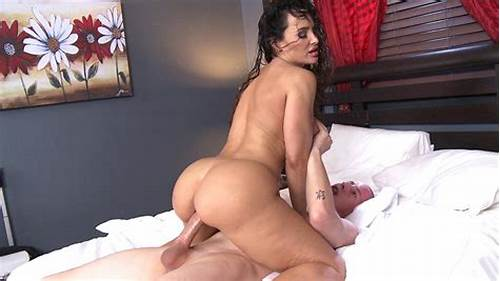 Sultry Mater And Stepson Have Porn In The Bed #Lisa #Ann #Fucks #His #Stepson #In #The #Hotel #Room