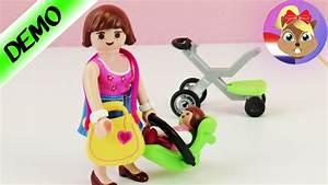 Kinderwagen Mit Maxi Cosi : playmobil mama met kinderwagen moderne kinderwagen met maxi cosi youtube ~ Watch28wear.com Haus und Dekorationen