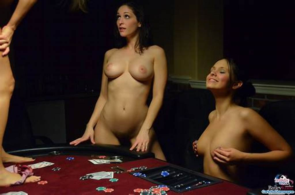 2 naked blondes at poker porn galleries
