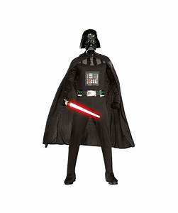 Adult Star Wars Darth Vader Plus Size Costume - Men Costume