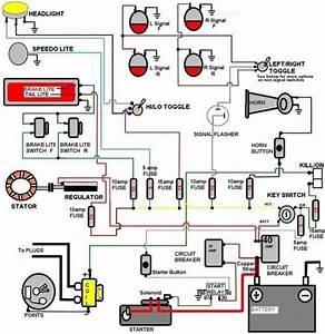 Ez Wiring 21 Circuit Harness Diagram