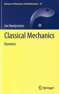 3f5 Introduction To Classical Mechanics Arya Solutions