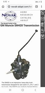 Gm Muncie Sm420 Manual Transmission 4 Speed For Sale In