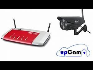 Ip Kamera Fritzbox 7490 : fritzbox portweiterleitung und ddns ip kamera fernzugriff beispiel mit upcam ~ Watch28wear.com Haus und Dekorationen