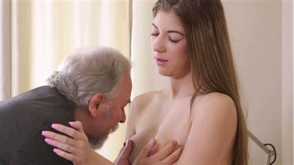 #Wanton #86 #Years #Old #Man #Licks #Pussy #Of #His #Bonny #Brunette