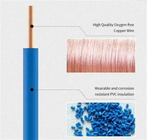 Ķīnas vienkodolu cieta 6 mm PVC izolācijas elektrisko vadu ražotāji, rūpnīca - cenrādis&citāts ...
