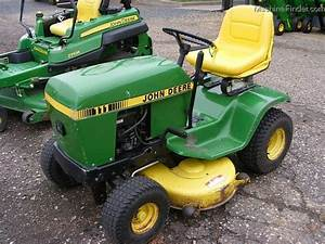 1982 John Deere 111 Lawn  U0026 Garden And Commercial Mowing