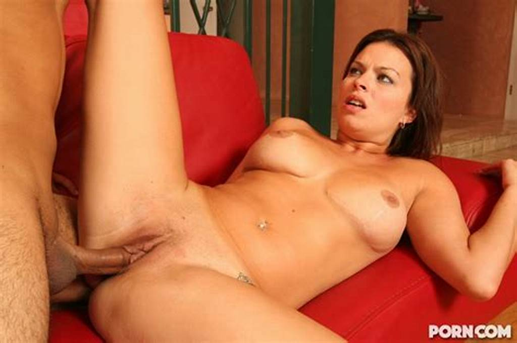 #Dark #Eyed #Hottie #Getting #Her #Pussy #Rocked #By #Her