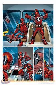 Marvel : Deadpool Corps #1 en preview ! | ACTUALITÉ | MDCU ...