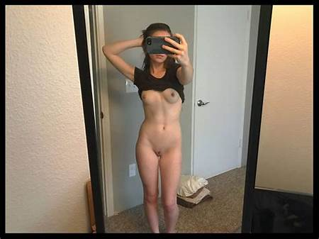 Mirror In Nude Teen