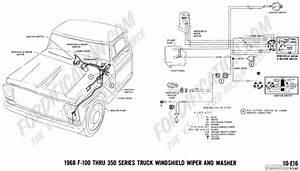 67 F100 Fuse Box