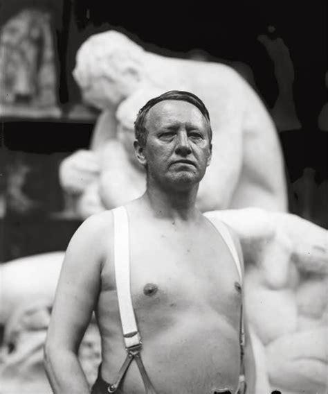 GUSTAV VIGELAND. THE MAN BEHIND THE VIGELAND PARK | The ...