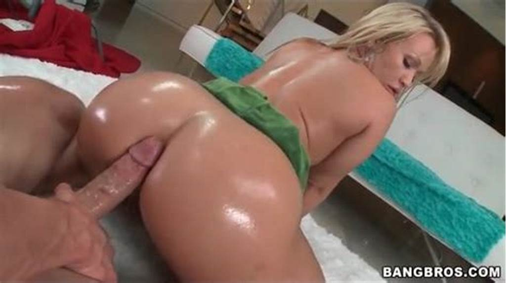 #Ass #Coated #In #Oil #And #Looking #Hot #In #Fuck #Video