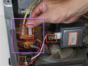 Quasar Microwave Capacitor Replacement