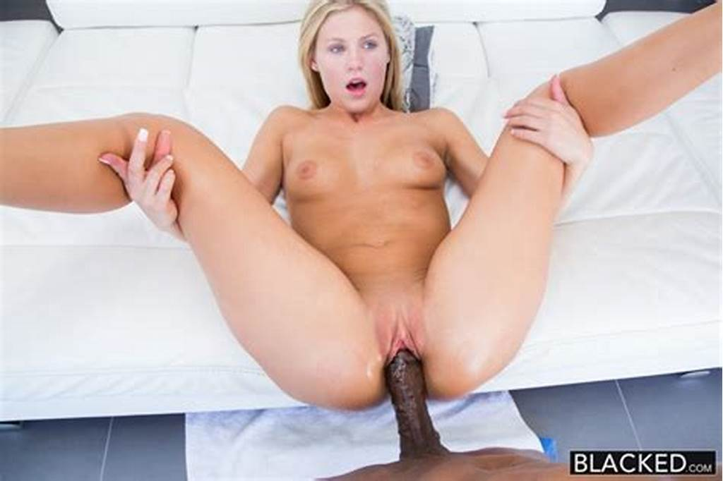 #Blacked #Preppy #Blonde #Girl #Scarlet #Red #Loves #Big #Black