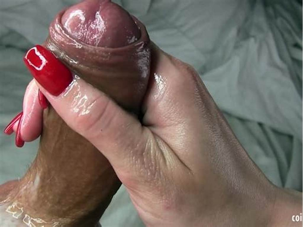 #Close #Up #Handjob #With #Cumshot