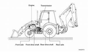 Free Auto Repair Manual   Hyundai Backhoe Loader H930s