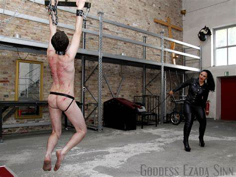 Mistress Flogging My Holes Natural Brutal Humiliation Whipping Mistress Plumber