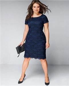 Vetement Pour Femme Ronde : robes en dentelle grande taille ~ Farleysfitness.com Idées de Décoration