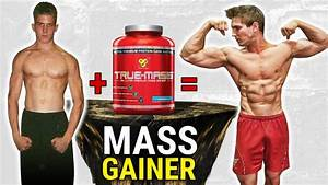 Do You Need A Mass Gainer To Build Muscle
