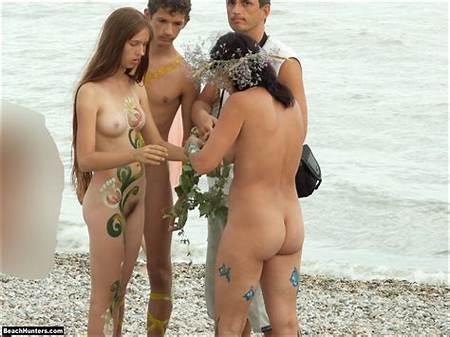 Beaches Nude Teenage