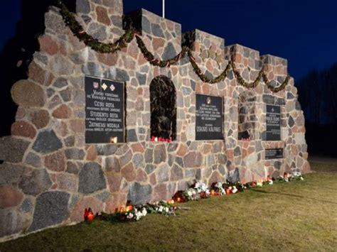 Godina Latvijas brīvības cīnītājus un uzņem Jaunsardzē ...