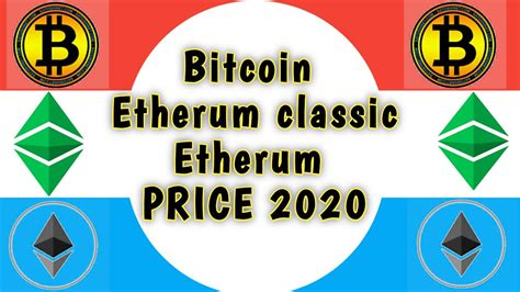Classic bitcoin (cbtc) is a cryptocurrency. Bitcoin/ Etherum/ Etherum Classic (ETC) Price 2020   Support Resistance Trading Strategy ...