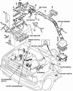 I Own A 1992 Mazda B2600i Pickup  The Engine Will Start