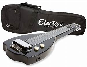 Epiphone Electar Inspired By  U0026quot 1939 U0026quot  Century Lap Steel Outfit