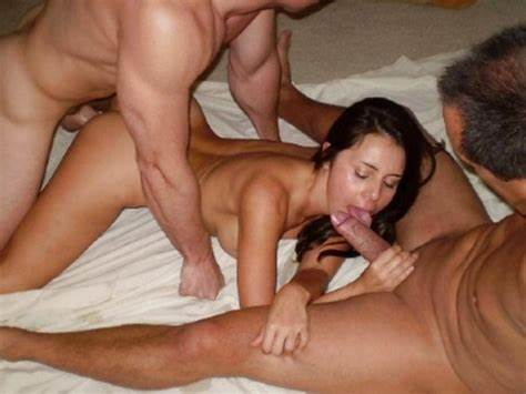 Pussy Three Holiday With Submissive Mature