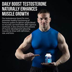 Daily Boost Free Testosterone Booster For Men