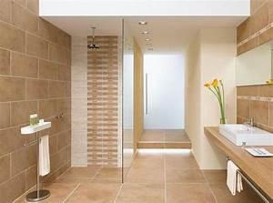 Beige Fliesen Bad : wohnzimmer bad fliesen braun ideen wohnideen und ~ Watch28wear.com Haus und Dekorationen