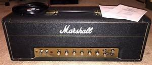 1995 Marshall 1987x Amplifier